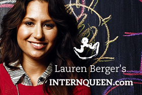 Intern Queen Logo